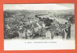 217 P - Namur - 16 Le Confluent De Sambre Et Meuse - Namur