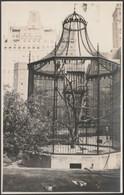 The Aviary, Central Park Zoo, New York City, C.1930s - RP Postcard - Manhattan