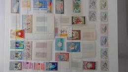 L44 Collection Timbres ** De Différents Pays D'Afrique Dont Algérie, Cambodge, Cameroun, Centrafri ... Voir Commentaires - Sammlungen (im Alben)