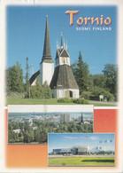 Finlandia Suomi Finland Tornio Kirkko Chiesa - Finlandia
