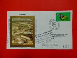 Toulouse Pont Des Demoiselles - 14/12/1979 - Espace - Division équipements Et Infrastructures Sol Ariane - 1961-....
