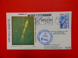 Kourou - 9/9/1982 - Guyane - CNES ESA Ariane Espace - Base Lancement Ariane L 5 - 1961-....