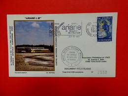 Kourou - 23/5/1980 - Guyane - CNES ESA Ariane Espace L 02 - Station De Contrôle De Satellites De Kourou - 1961-....