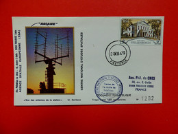Pretoria - Afrique Du Sud - 24/12/1979 - Station De Poursuite De Satellites Paardefontein - ESA Ariane - Espace - CNES - 1961-....