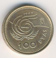 ESPANA 1999: 100 Pesetas, KM 1006 - [ 5] 1949-… : Kingdom