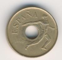 ESPANA 1992: 25 Pesetas, KM 850 - [ 5] 1949-… : Kingdom
