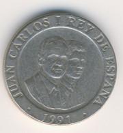 ESPANA 1991: 200 Pesetas, KM 884 - 200 Pesetas
