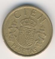 ESPANA 1988: 100 Pesetas, KM 826 - [ 5] 1949-… : Kingdom