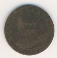 ESPANA 1870: 5 Centimos, KM 662 - [ 1] …-1931 : Kingdom