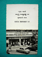 Petit Calendrier 1957 - Librairie Fejer Bamako Mali - Photo - Kalender
