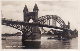 2104  114 Bonn Am Rhein, Rheinbrucke - Bonn