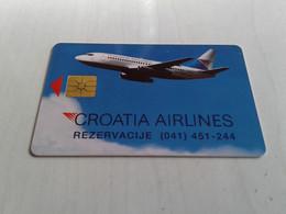 Croatia  - Nice Phonecard - Croazia