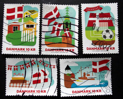 Denmark 2019   Minr.1963-67   (O)        (lot G 136) - Danimarca