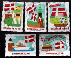 Denmark 2019   Minr.1963-67   (O)        (lot G 142) - Danimarca