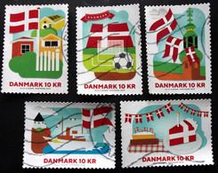 Denmark 2019   Minr.1963-67   (O)        (lot G 145) - Danimarca