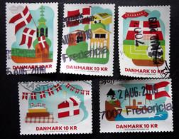 Denmark 2019   Minr.1963-67   (O)        (lot G 148) - Danimarca