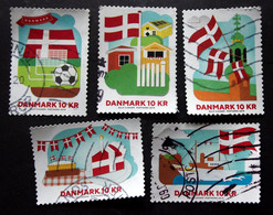 Denmark 2019   Minr.1963-67   (O)        (lot G 154) - Danimarca