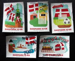 Denmark 2019   Minr.1963-67   (O)        (lot G 160) - Danimarca