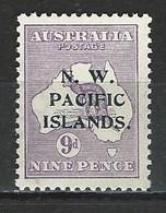 New Guinea SG 89, Mi 16 I ** MNH Type A - Papua New Guinea