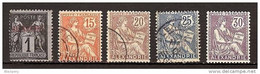 Alexandrie N° 1 Et Divers - Used Stamps