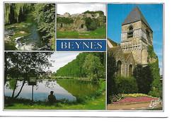 78 BEYNES Cpm Multivues - Beynes