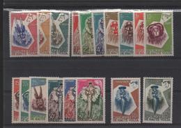 HAUTE VOLTA N° 71/88 **  - Cote 13.25 € - Upper Volta (1958-1984)