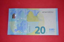 20 EURO FRANCE U026 I2 - CHARGE 66 - U026I2 - UB7661405342 - NEUF - UNC - 20 Euro