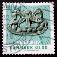 Denmark 2019  Minr.1970  (O)Viking Life : Artifacts Of The Viking Age  (lot G 55) - Danimarca