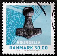 Denmark 2019  Minr.1968  (O)Viking Life : Artifacts Of The Viking Age  (lot G 62  ) - Danimarca