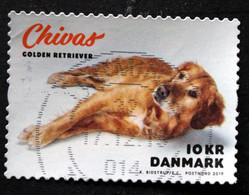 Denmark 2019 Dogs  Minr. (lot G 9) - Danimarca