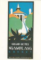 1884      149         Jan Lavies, (1902-2005), Affichekunstenaar Van De 20ste Eeuw. 1997 / Folder Omslag Ned. - Publicidad