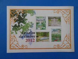 FRANCE  YT BF132 SALON DU TIMBRE 2012** - Sheetlets