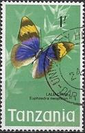 TANZANIA 1973 Butterflies - 1s - Euphaedra Neophron FU - Tanzania (1964-...)