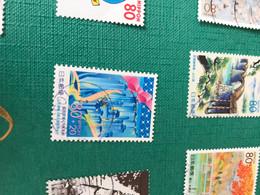 GIAPPONE ARTE 1 VALORE - Postzegels