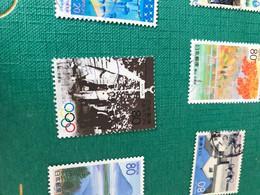 GIAPPONE OLIMPIADI 1 VALORE - Postzegels