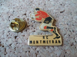 PIN'S     RUGBY MONTMEYRAN  DROME - Rugby