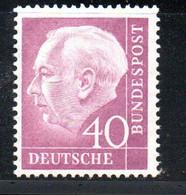 Allemagne /  N 71 / 40 Pf  Lila / NEUF - Ungebraucht
