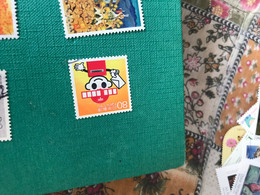 GIAPPONE LA POSTA 1 VALORE - Postzegels
