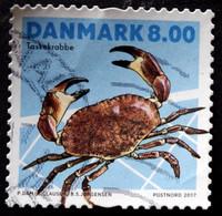 Denmark 2017  Shellfish     MiNr.1909  (O)  ( Lot  G 97) - Danimarca