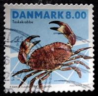 Denmark 2017  Shellfish     MiNr.1909  (O)  ( Lot  G 99) - Danimarca