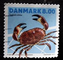 Denmark 2017  Shellfish     MiNr.1909  (O)  ( Lot  G 200) - Danimarca