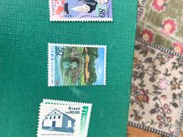 GIAPPONE PAESAGGI 1 VALORE - Postzegels