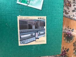 GIAPPONE EDIFICI 1 VALORE - Postzegels