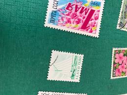 ALAND BARCHE A VELA 1 VALORE - Postzegels