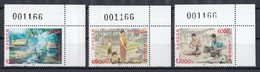 Laos 2000 Mi 2151 – 2153 All No. 001166 MNH - Laos