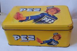 Advertising PEZ Box Tin - Pez