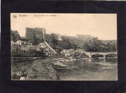95951    Belgio,  Bouillon,  Pont  De France Et Le Chateau,  NV(scritta) - Bouillon