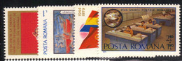 Roumanie 1979 Yvert 3168-3185/86-3203 Neufs** MNH (ac52) - Unused Stamps