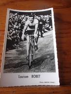 PHOTO CARTONNEE MIROIR SPRINT LOUISON BOBET - Cycling
