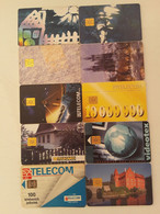 = CZECH REPUBLIC - 10 DIFFERENT PHONECARDS  = LOT NR. 82X3 - Phonecards